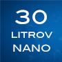 30 litrové nano akvárium
